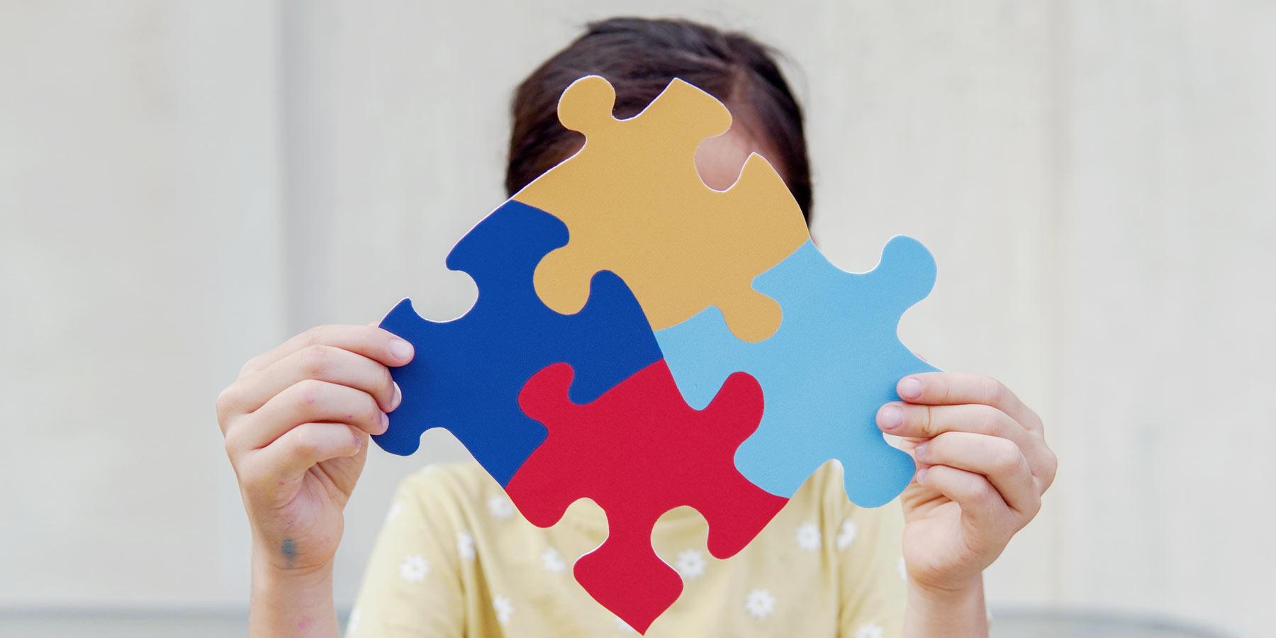 Disabilità intellettiva puzzle